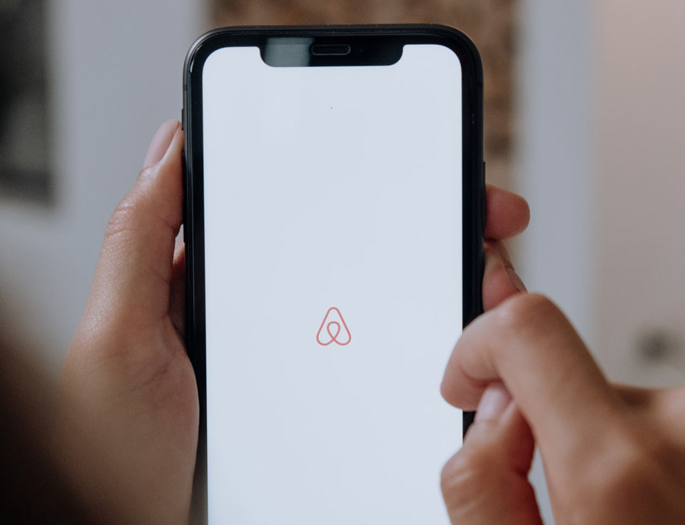 airbnb application mobile
